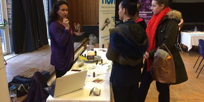 Hair and beauty careers fair
