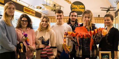 Design students say no to plastic in new exhibition