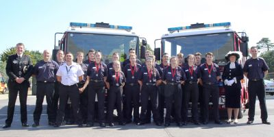 Fire Cadets celebrate success