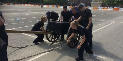 Students compete in Royal Navy competition