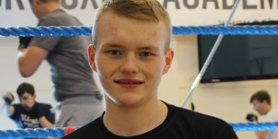 National title for Brighton & Hove ABC and MET boxer