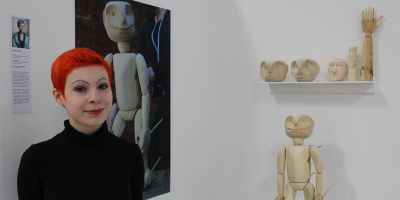'Props' for Brighton MET art student