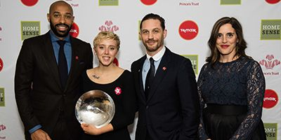 MET student Daisy scoops prestigious national award from HRH The Prince of Wales
