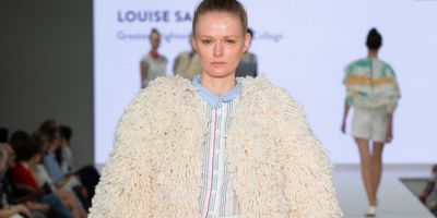 Student designs hit the catwalk at Graduate Fashion Week