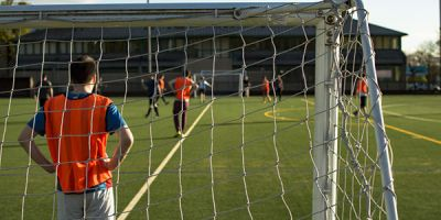 The MET scores with a new Football Coaching Traineeship