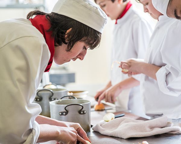 Catering - Entry Certificate in Skills for Working Life