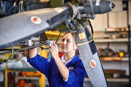 Engineering | Aircraft Maintenance (Civil Aircraft) | City & Guilds Diploma Level 2 | Northbrook MET