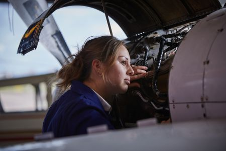 Engineering | Aircraft Maintenance | City & Guilds Diploma Level 3 | Northbrook MET