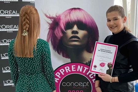 Hairdressing | Hair Professionals Apprenticeship | Level 2