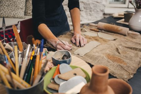 Pottery | Introduction to Pottery