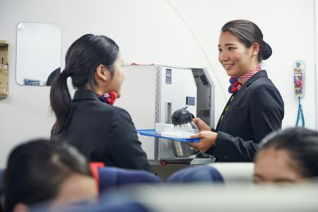 Cabin Crew and Aviation Services | City & Guilds Certificates | Level 2