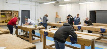 Carpentry and Joinery Apprenticeship | City & Guilds NVQ Level 2