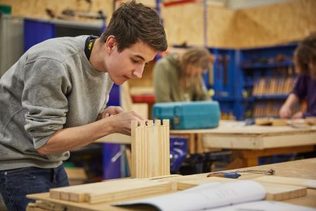 Carpentry and Joinery | City & Guilds Diploma Level 1 | Brighton MET