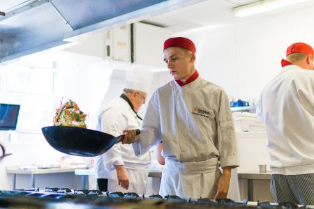 Catering & Hospitality | Diploma in Professional Cookery | Level 3