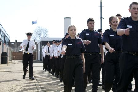 Uniformed Services | NCFE Diploma for Entry to the Uniformed Services | Level 2