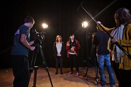 Film | UAL Diploma in Creative Media Production & Technology - Filmmaking | Level 2