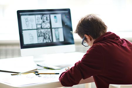 Graphic Design & Illustration | UAL Diploma/Extended Diploma in Creative Practice | Level 3