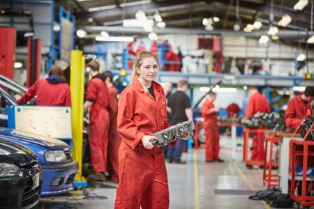 Motor Vehicle | Light Vehicle Maintenance & Repair | City & Guilds Diploma Level 2