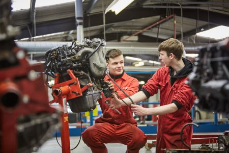 Motor Vehicle | Vehicle Maintenance | City & Guilds Certificate/Diploma Level 1 | Northbrook MET