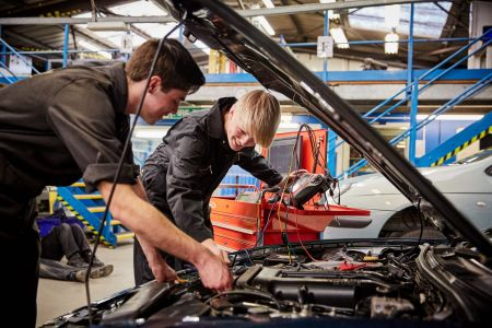 Motor Vehicle Maintenance - Level 3 Diploma