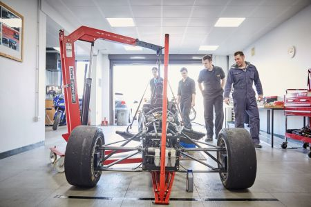 Motor Vehicle | Motorsport Engineering Technology IMI Extended Diploma Level 3 | Northbrook MET