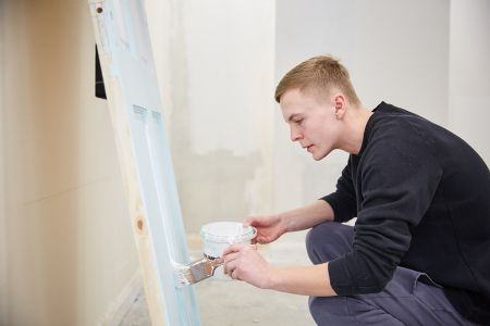 Painting and Decorating | NOCN Diploma Level 2 | Brighton MET
