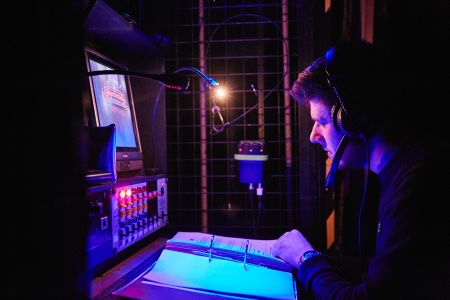 Performance & Production Arts | UAL Diploma/Extended Diploma in Theatre Technology & Event Production | Level 3