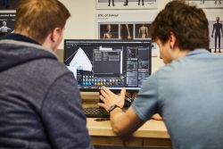 Art & Design | UAL Diploma/Extended Diploma in Digital Media Arts | Level 3