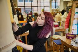 Art & Design | UAL Fashion Design and Business | Level 3