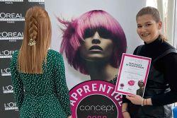 Hairdressing   Hair Professionals Apprenticeship   Level 2