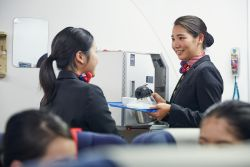Cabin Crew and Aviation Services | City & Guilds Diploma | Level 2