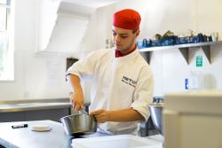 Catering & Hospitality - Level 2 Qualification (Professional Cookery and Food & Beverage Service)
