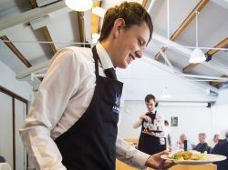 Catering & Hospitality - Level 2 Certificate (Professional Food and Beverage Service)