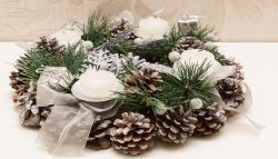 Floristry | Christmas Wreath Workshop