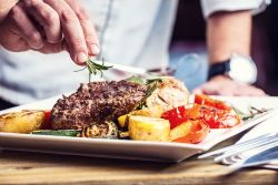 Catering & hospitality | City & Guilds NVQ Diploma in Professional Cookery - Level 3