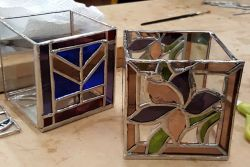 Stained Glass | Christmas Presents and Decorations