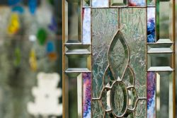 Stained Glass - Make a Leaded Light Panel for the Garden