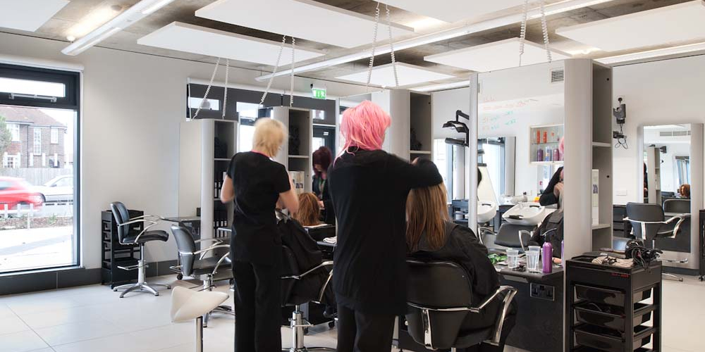 Hairdressing | City & Guilds Level 2 Diploma | Northbrook MET - Salon