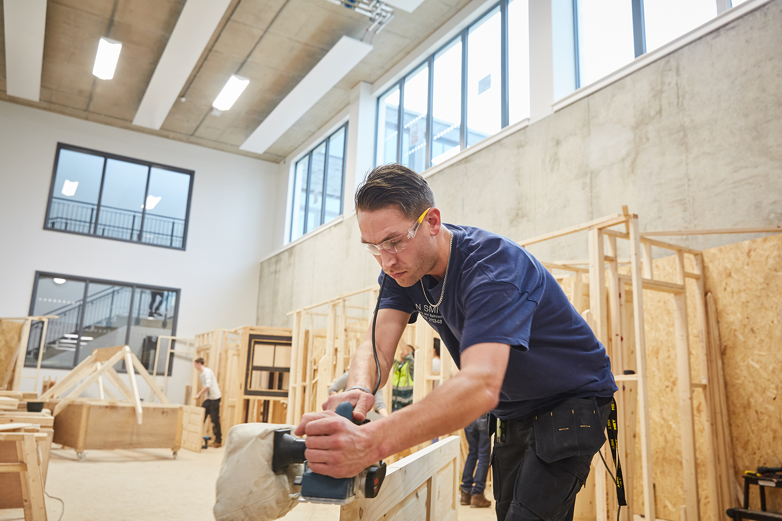 Building Trades Qualification And Professional Courses At Brighton Met