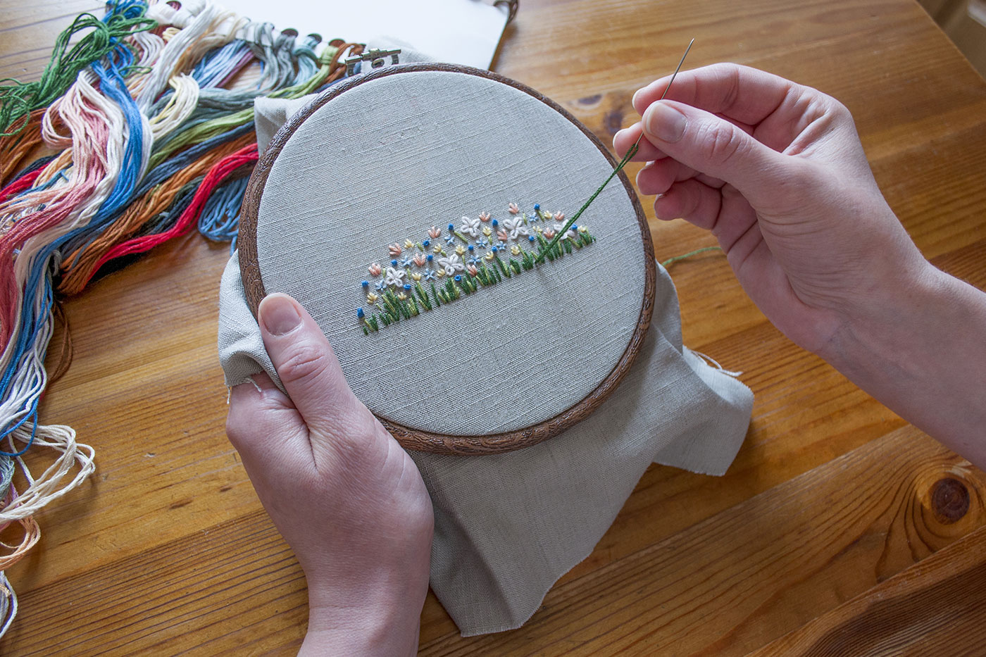 Art, Design and Crafts - Part-time courses at Northbrook MET