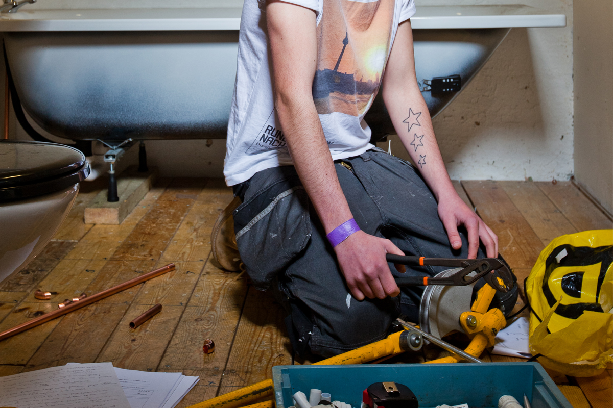 Plumbing for 16-19 year olds
